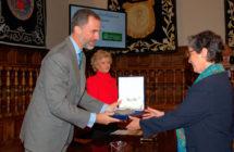 Comunicación interna. Adoratrices. Premios VI Derechos Humanos Rey de España.