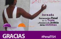Gestión Evento #PenalTrata
