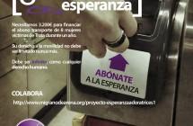 """Campaña crowdfunding: """"8 mujeres, ∞ Esperanza"""""""