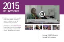 Vídeo Memoria 2015