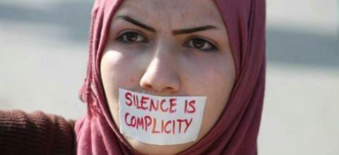 Silencio = complicidad